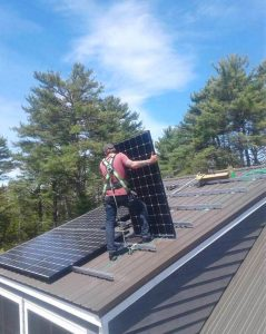 HRS Solar Solutions Roof Mount Solar Panels
