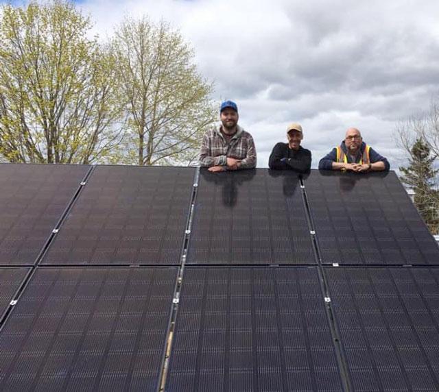 HRS Solar Solutions Team